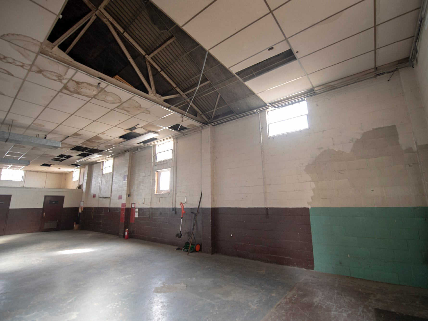 The future Kitchen Lab space as seen in the artist's rendition. The York Armory, a brick fortress built in 1913 once used by the Pa. National Guard, will soon be transformed into Keystone Kidspace, an educational experience for families. It's expected to open in 2020.