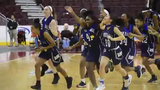 Linden Hall defeated York Catholic in the District 3 Class 2A title game Tuesday, Feb. 26, 2019.