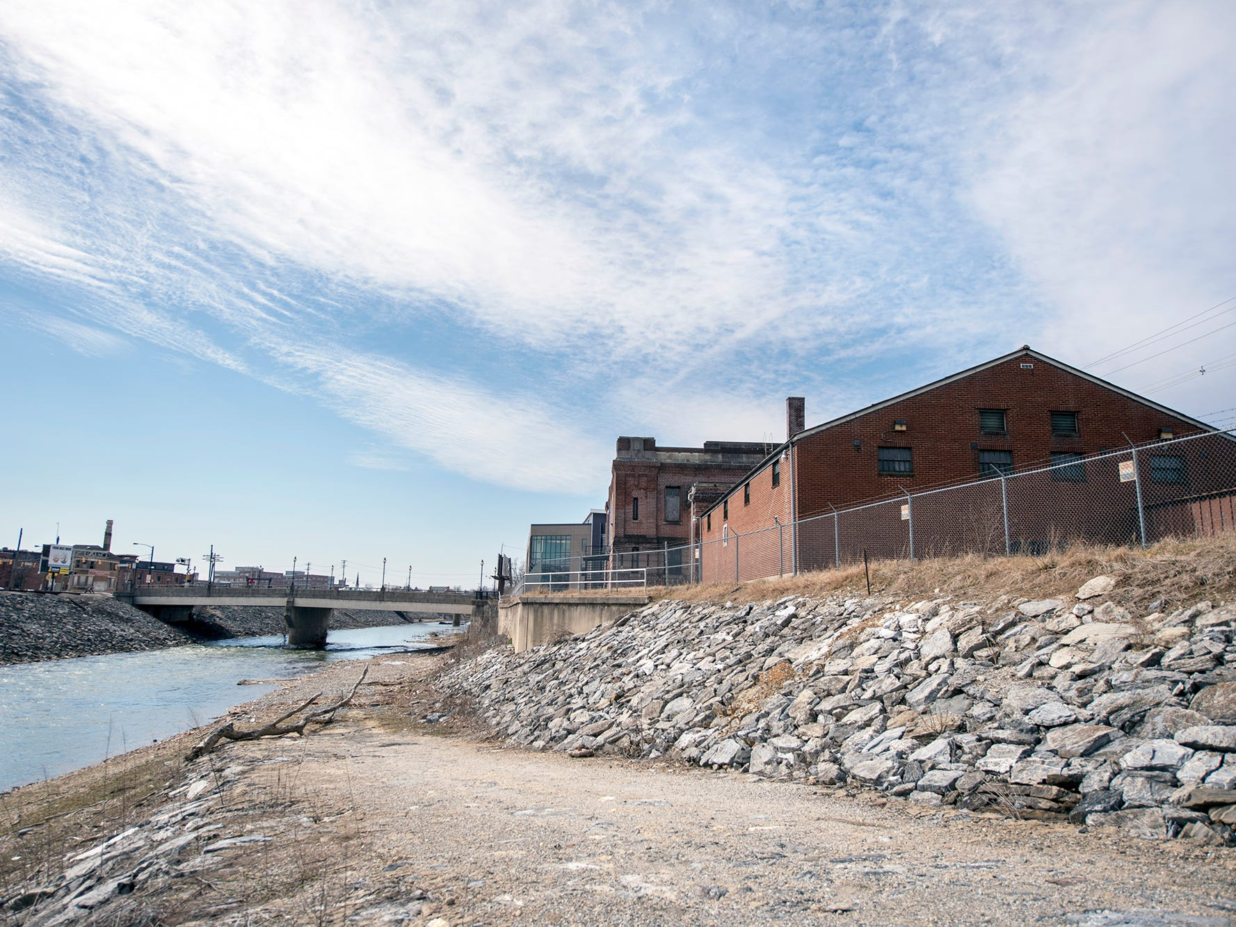 There is an access to the Codorus Creek behind the building. The York Armory, a brick fortress built in 1913 once used by the Pa. National Guard, will soon be transformed into Keystone Kidspace, an educational experience for families. It's expected to open in 2020.