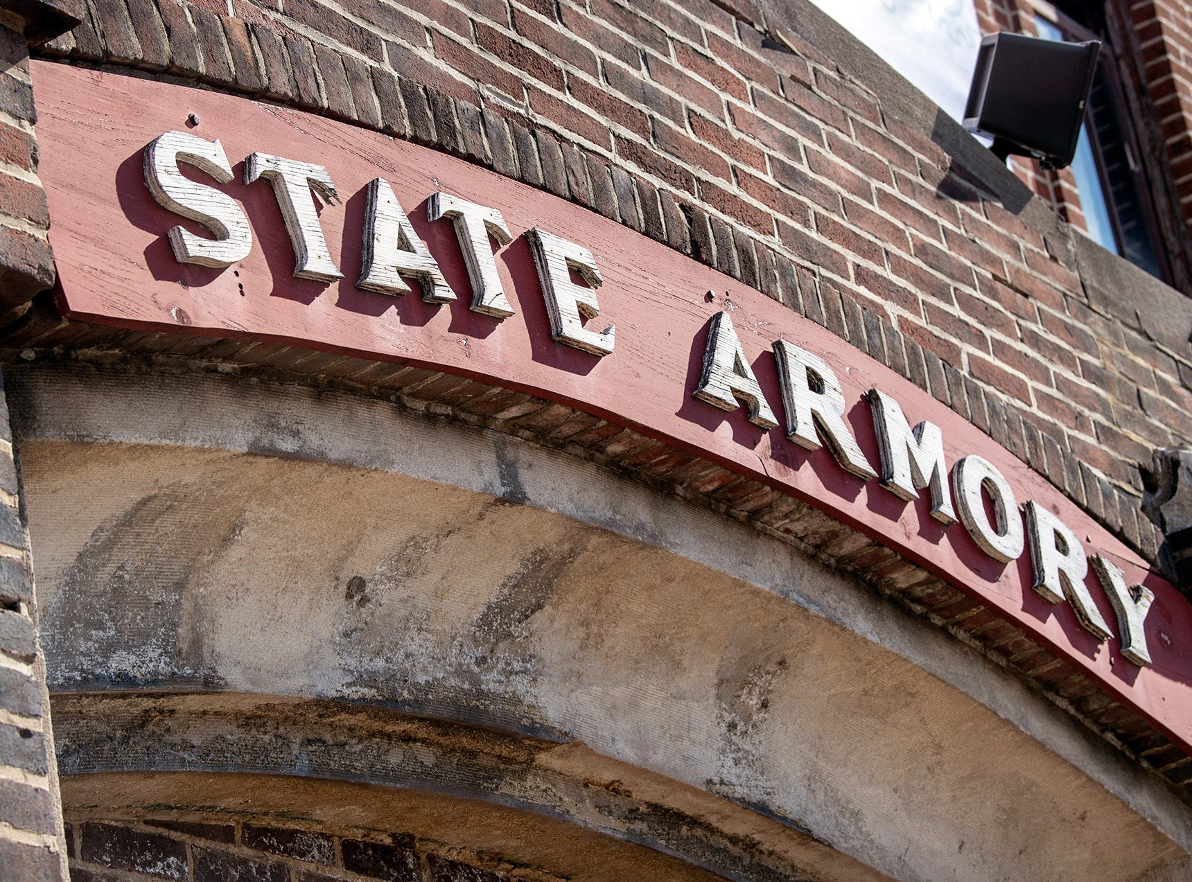 The York Armory, a brick fortress built in 1913 once used by the Pa. National Guard, will soon be transformed into Keystone Kidspace, an educational experience for families. It's expected to open in 2020.