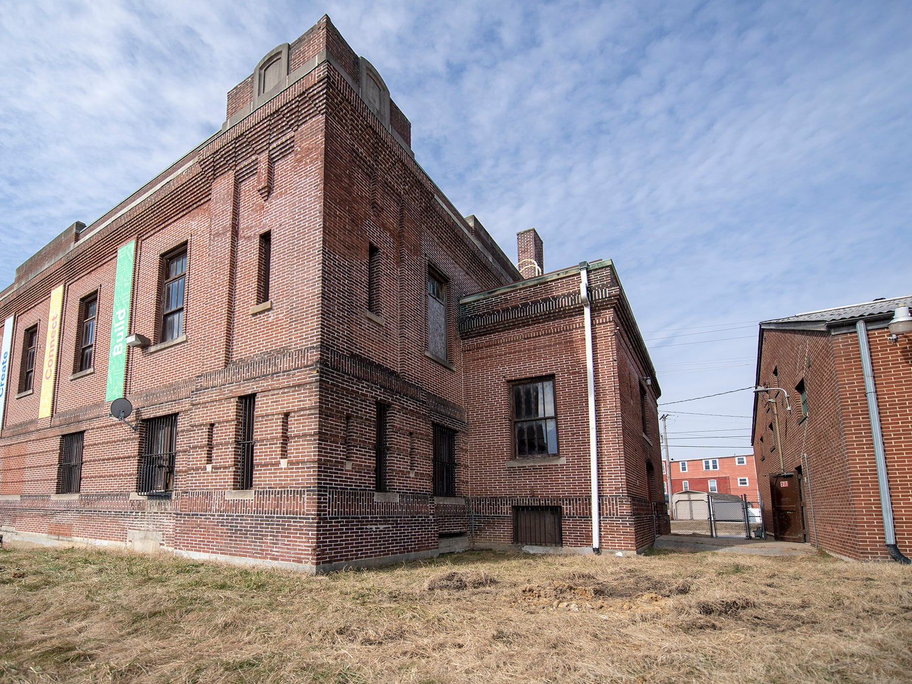 The buildings will be connected with a new entryway and there will be a patio overlooking the Codorus Creek. The York Armory, a brick fortress built in 1913 once used by the Pa. National Guard, will soon be transformed into Keystone Kidspace, an educational experience for families. It's expected to open in 2020.