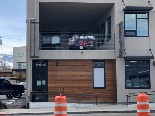 Fat Cat Bar & Grill is replacing Morgan's Lobster Shack on the ground floor of 1401 S. Virginia St. in Midtown Reno.