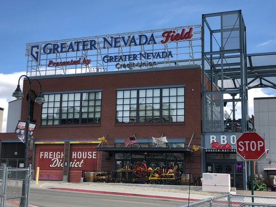 Good Hops is a private event space and game-day pub in the Greater Nevada Field complex.