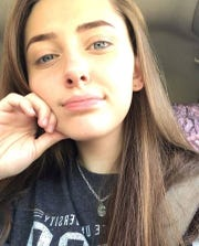 A photo of Karlie Lain Gusé, 16, who was reported missing on Oct. 13, 2018.