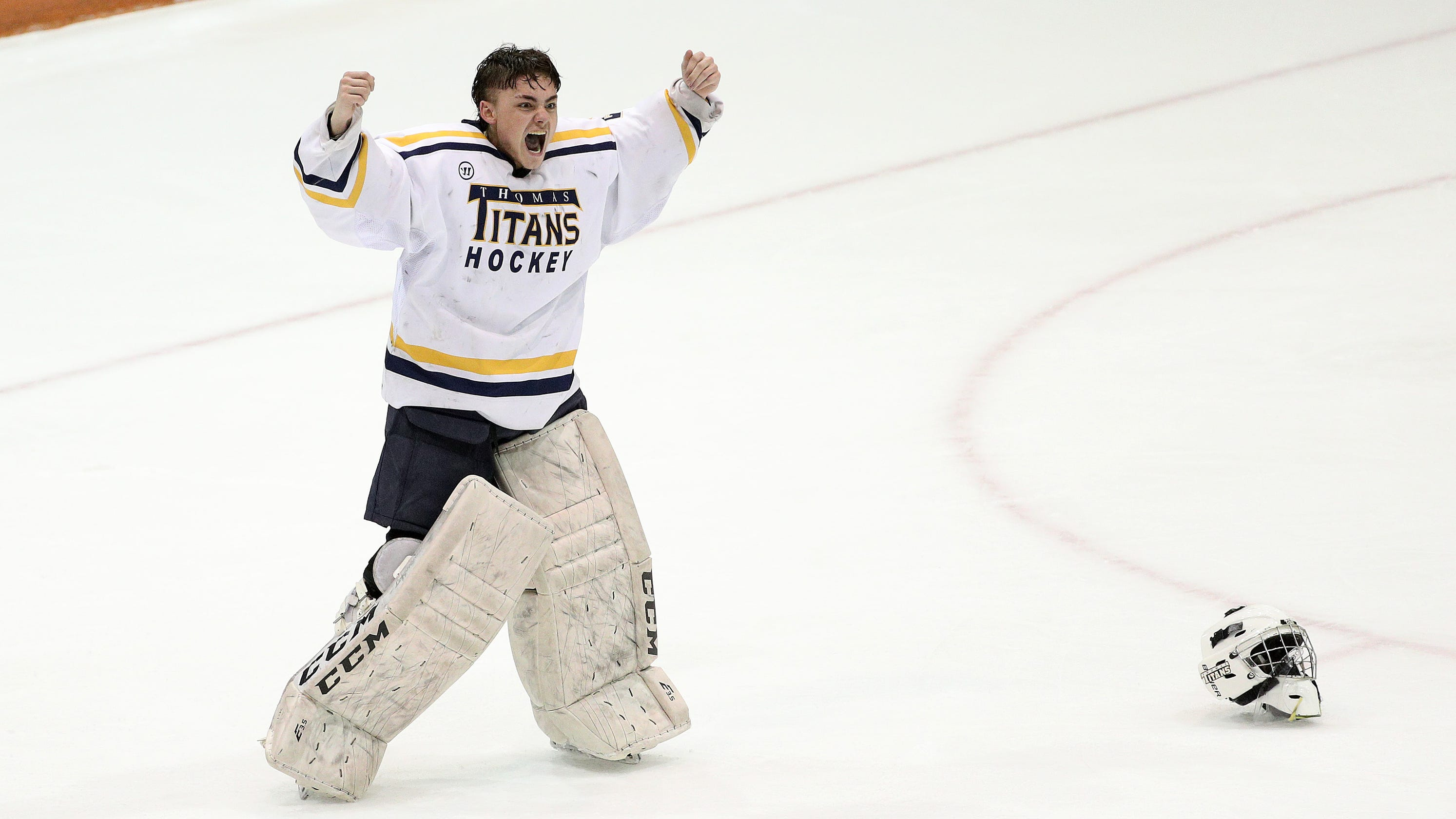 Section V hockey: Webster Thomas tops Spencerport for ...