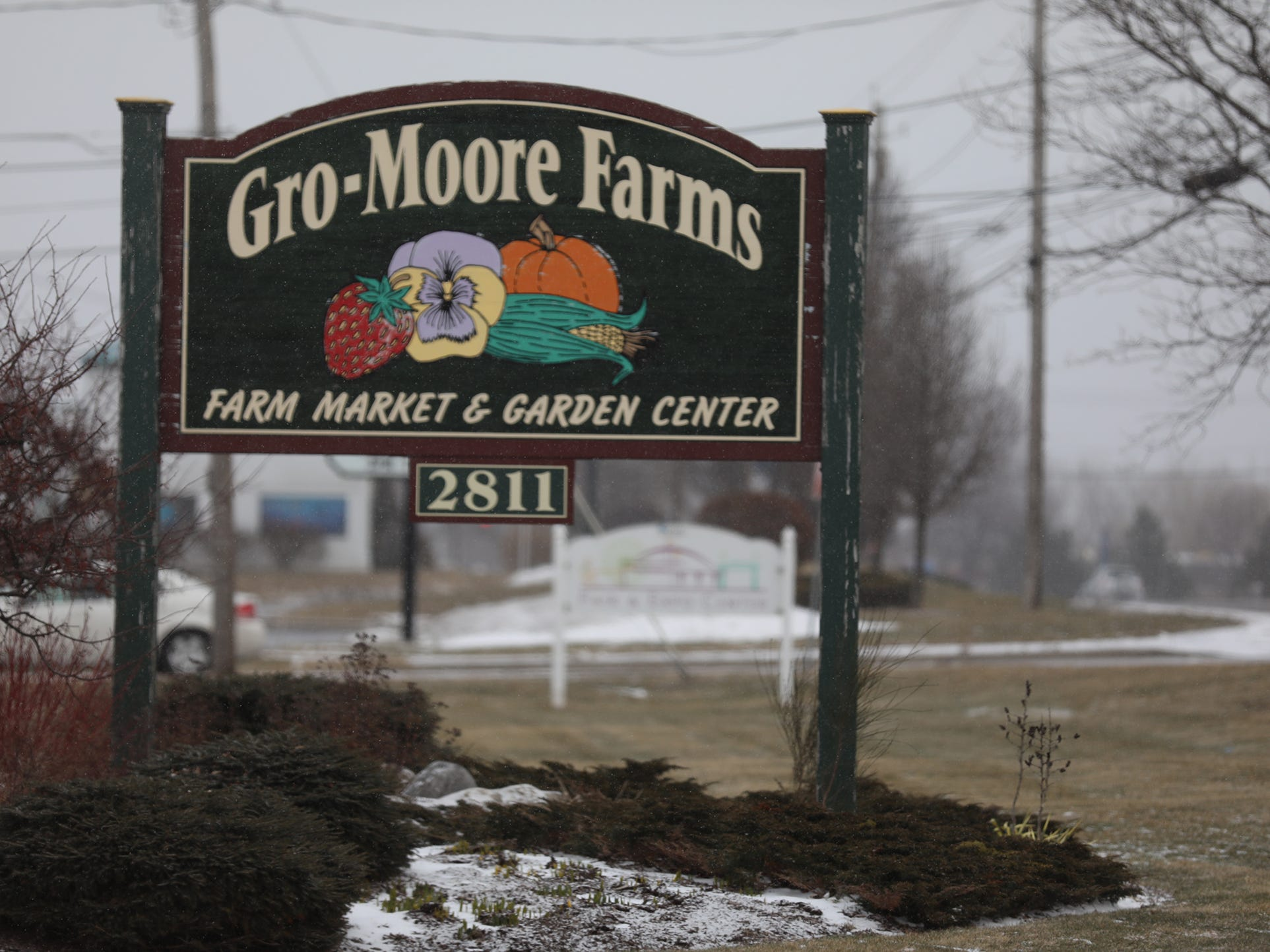 Gro-Moore Farms on East Henrietta Road in Henrietta is closing.