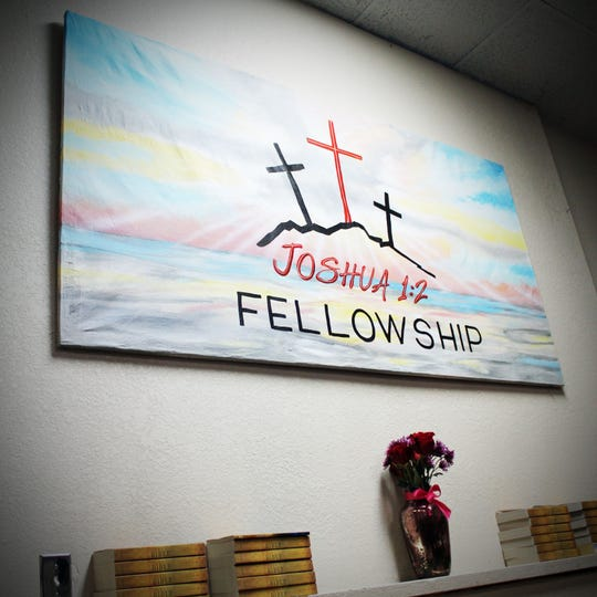 Joshua 1:2 Fellowship, 1526 S Irving St., began in 1988 with Mike Suarez Sr.