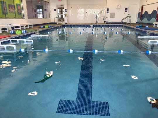 Owned by Dan and Christa Sobocinski, SafeSplash Swim School opened last month and is set to enroll about 320 students in March.