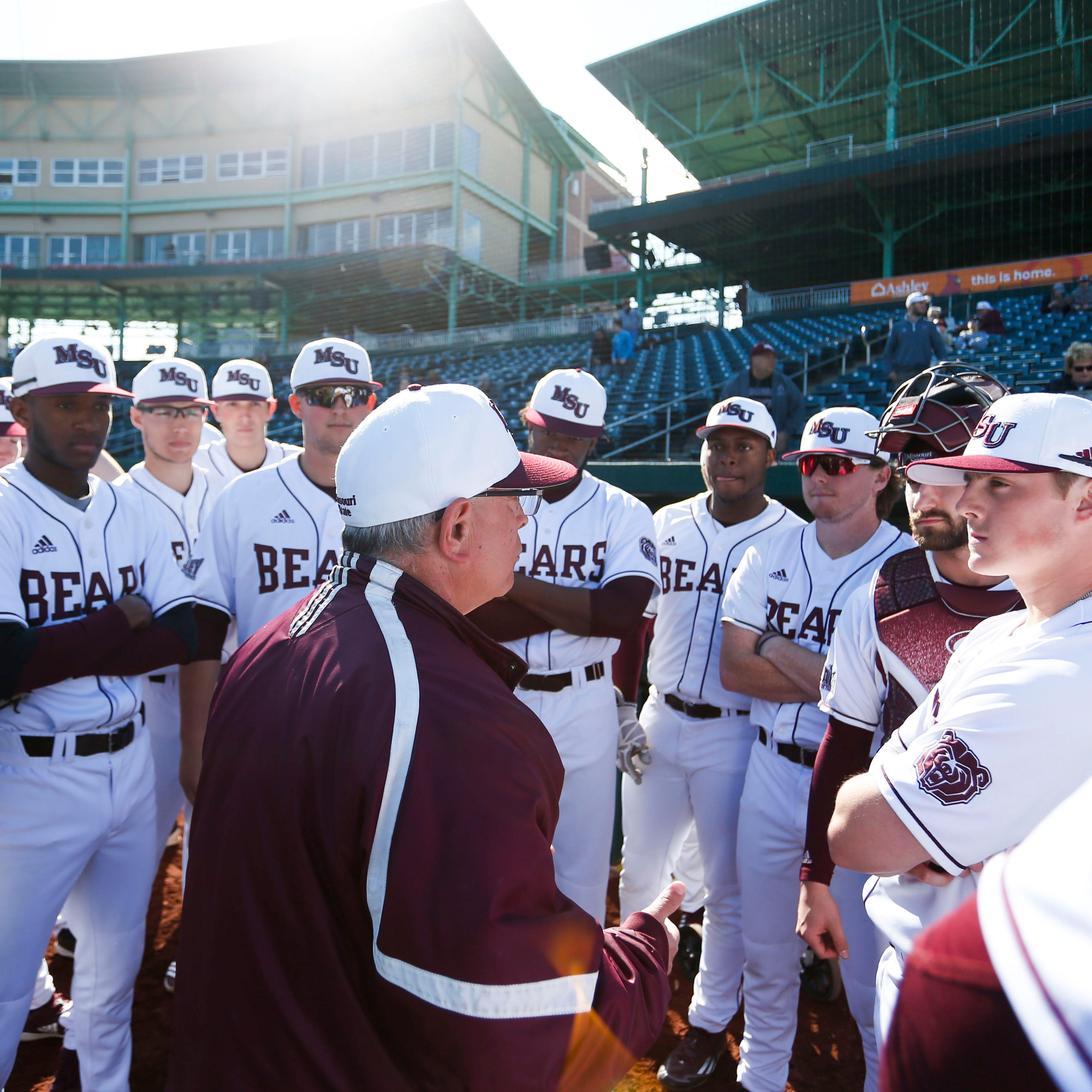 Missouri State baseball's disappointing season ends in MVC Tournament loss to Southern Illinois