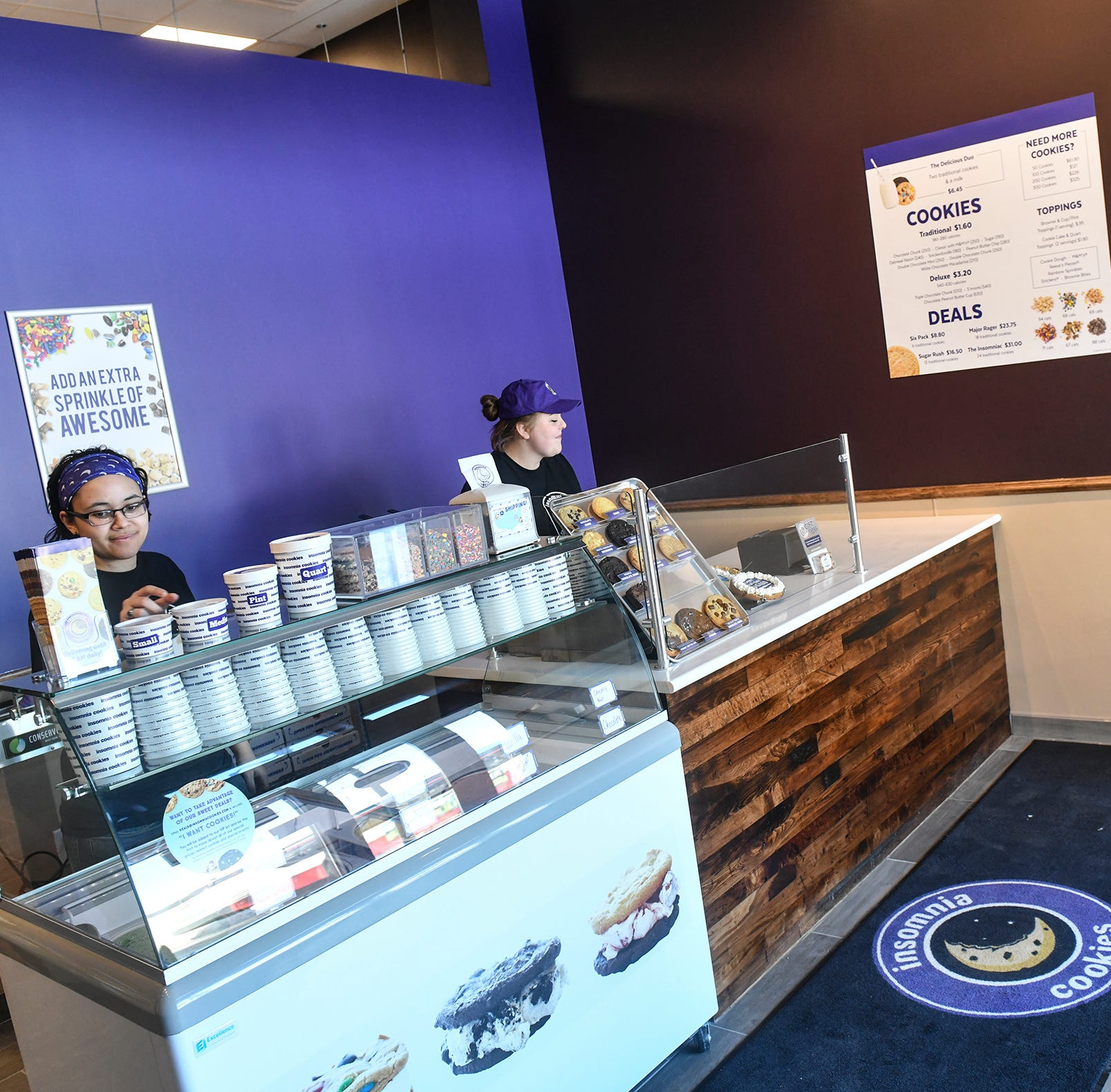 Cookie connoisseurs rejoice! Insomnia Cookies opens in St. Cloud