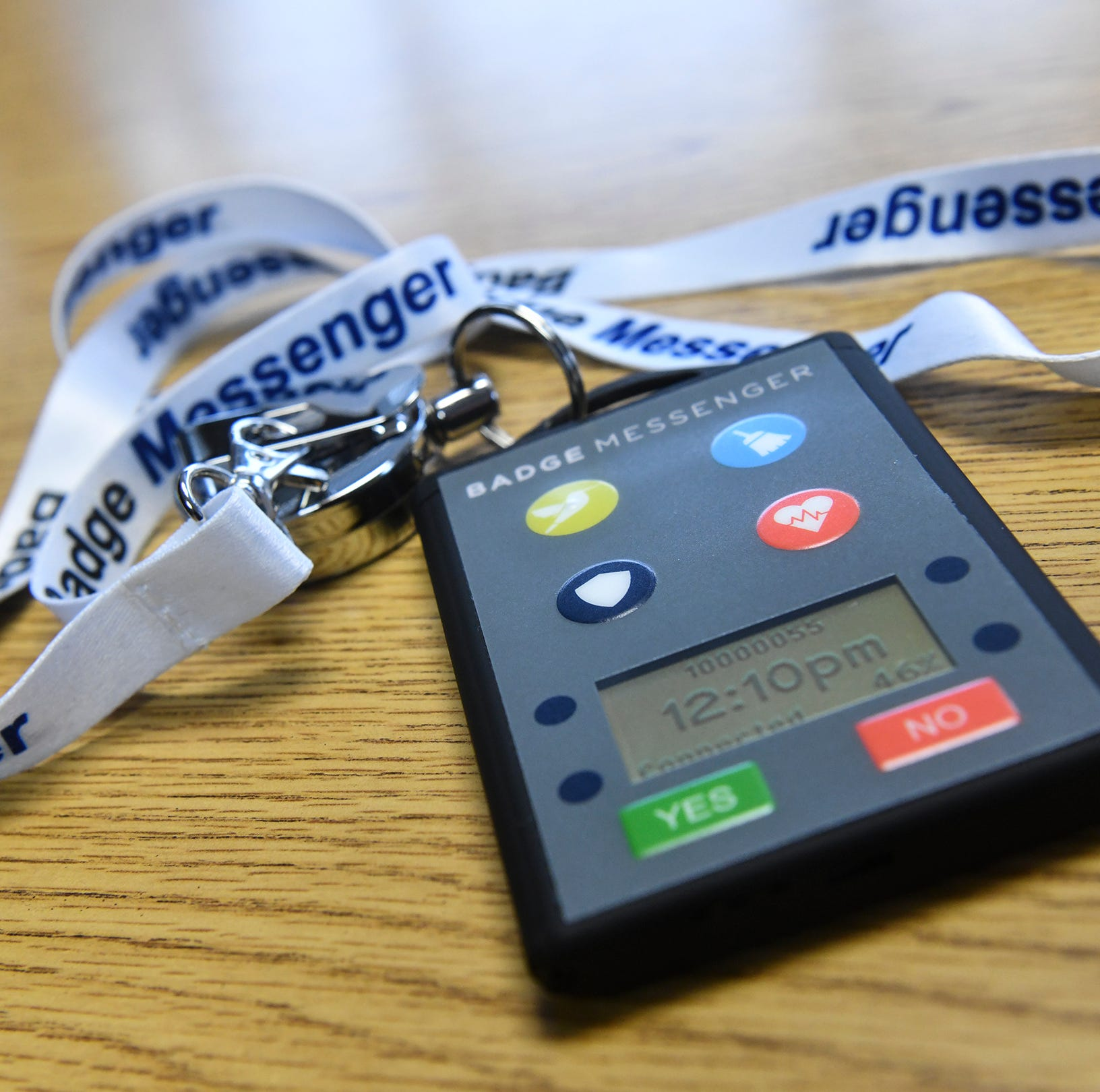 Sauk Rapids company working to make teachers and students safer with Badge Messenger