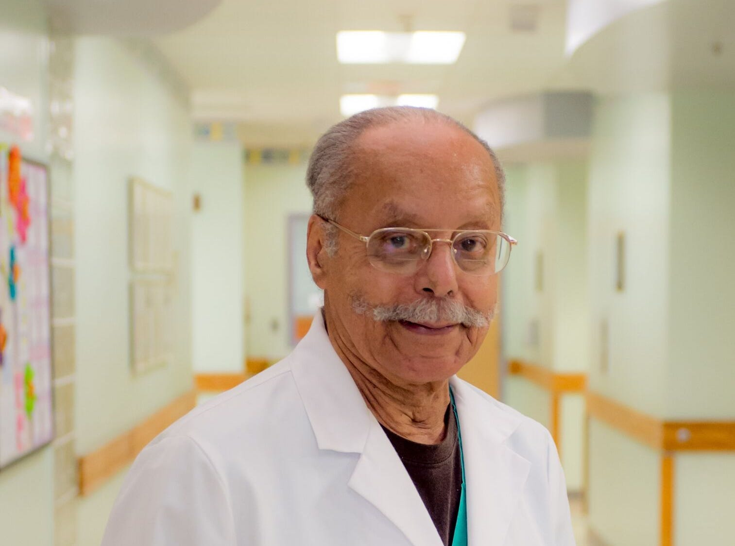 Dr. A.D. Brickler is retiring from Tallahassee Memorial Hospital at the age of 90.