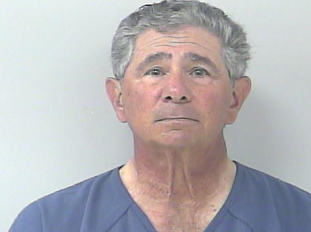 Paul Karp, 74, of Palm City, charged with use of structure or conveyance for prostitution and soliciting prostitution