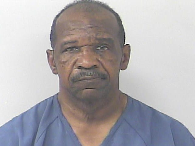 Michael Harvey, 66, of Fort Pierce, charged with use of structure or conveyance for prostitution and soliciting prostitution