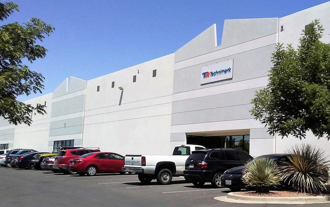The Technimark medical device manufacturing plant at 425 Pan American Drive in the Lower Valley plans to expand and add 104 jobs over four years.