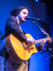 Singer Dawson Coyle will be among the judges for Main Street Vineland'sDiamond in the Rough Talent Competition.