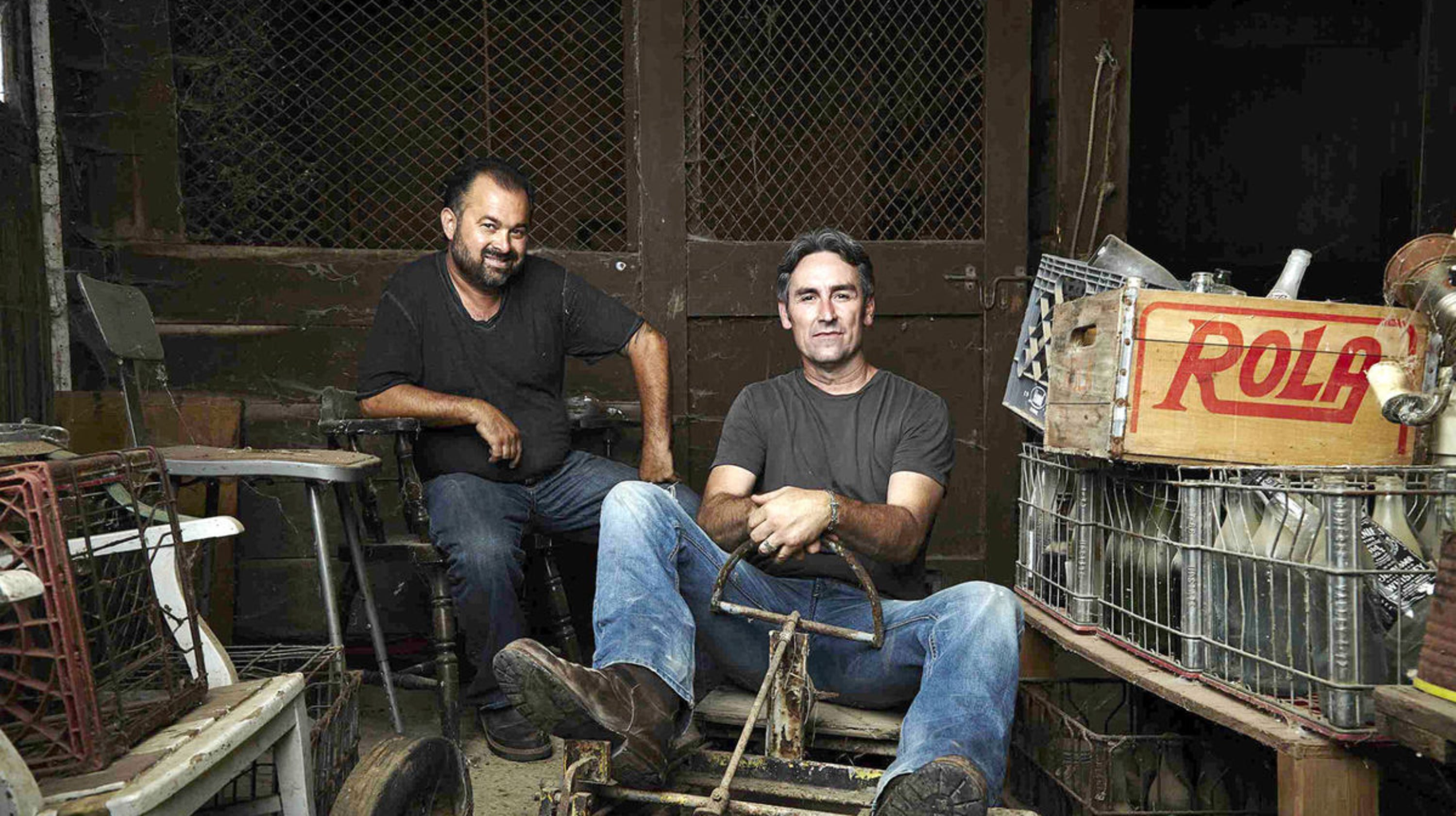 American Pickers New Season 2020 History channel series 'American Pickers' to film in NY in May