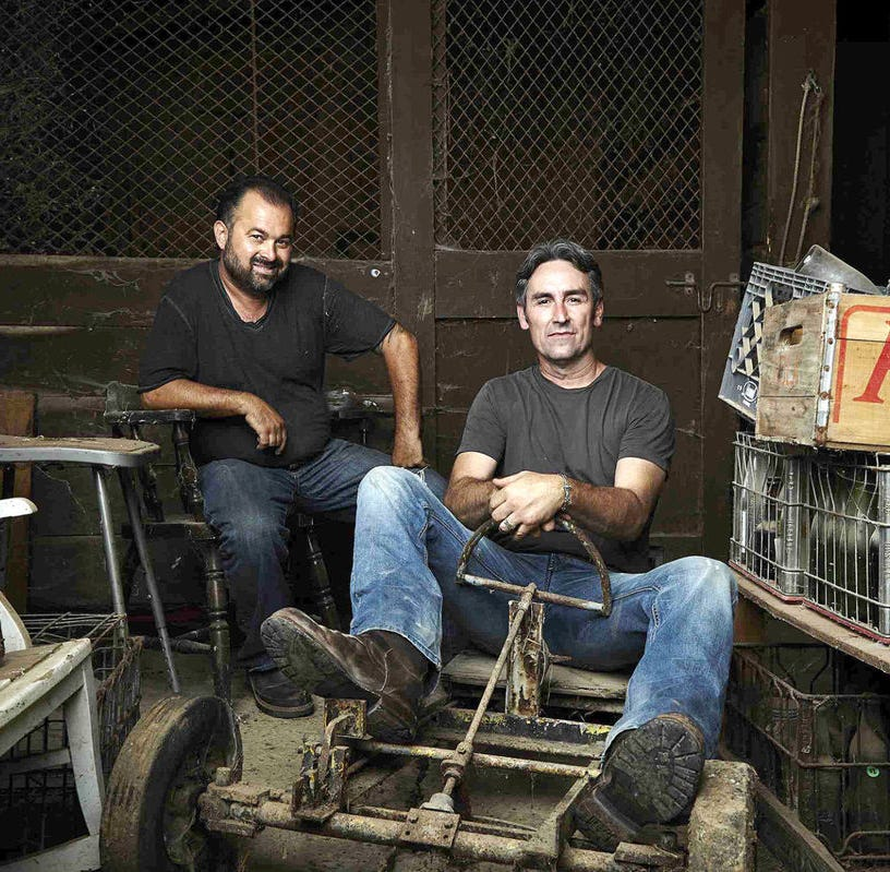 'American Pickers' wants to check out your junk (sorry, antiques)