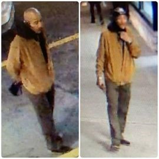 Yonkers Police released this photo montage of a suspect they're seeking in connection with two burglaries on Bronxville Road. They are offering $1,000 reward for help in securing an arrest and conviction.