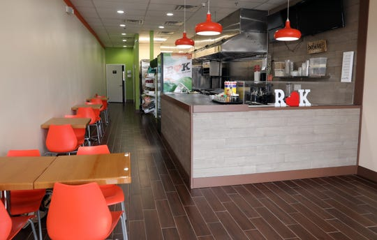 Rock's Kitchen, a new fast casual healthy eatery in Stony Point, Feb. 27, 2019.