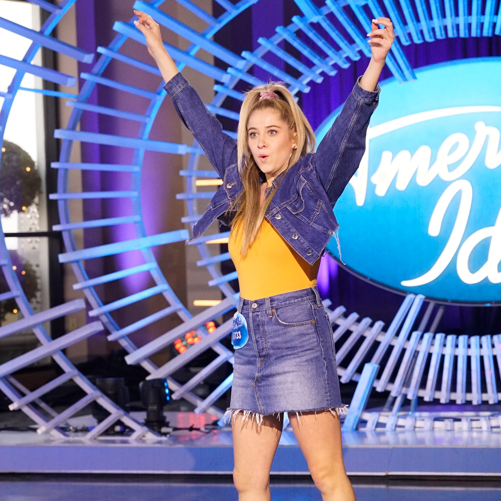 American Idol 2019: Amped up Delawarean gets her shot in front of judges