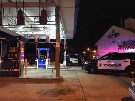 Wilmington police are investigating a reported shooting on Northeast Boulevard and 16th Street on Tuesday night.