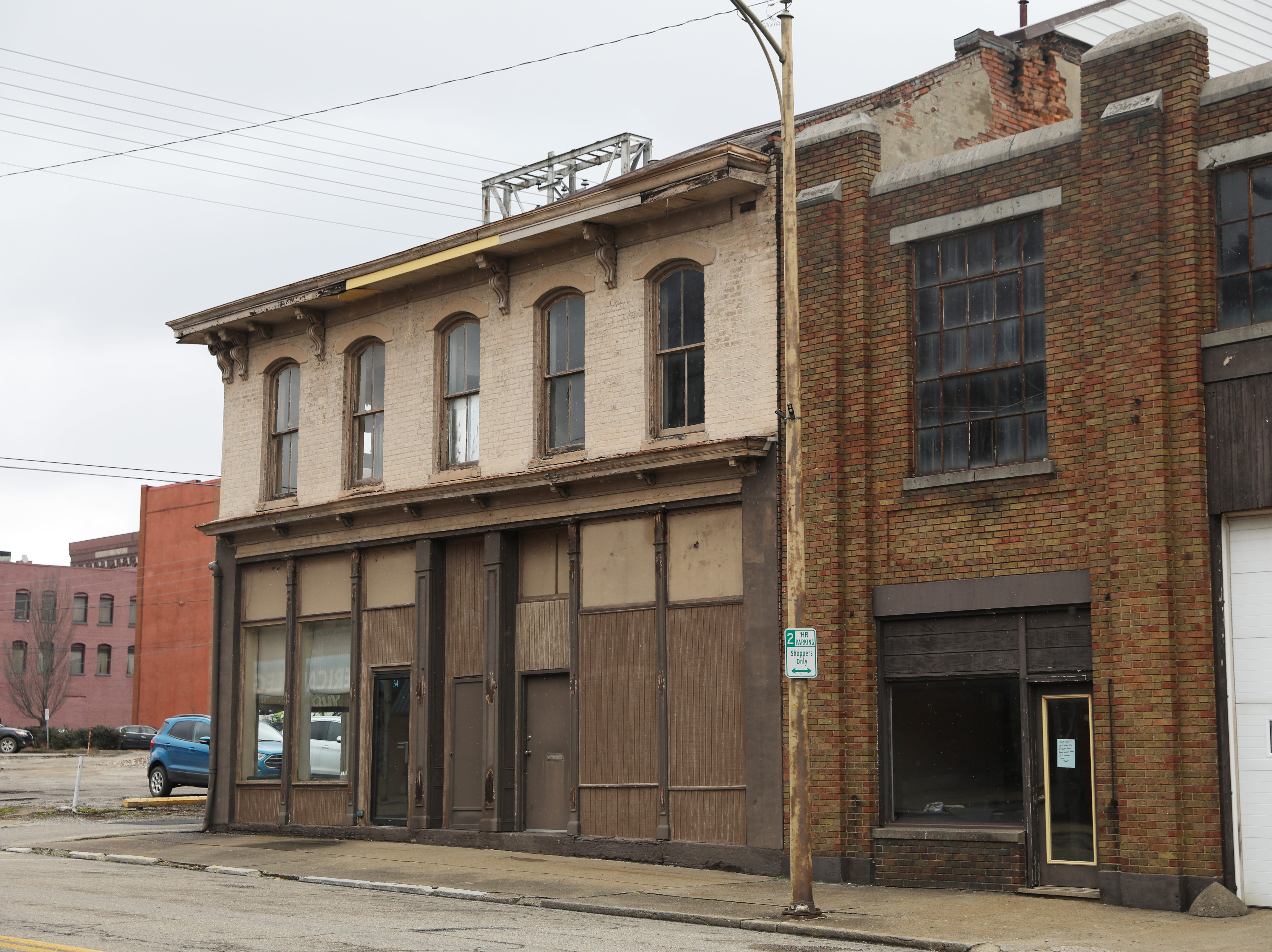34 South Third Street is one of the buildings to be razed to make room for Pearl House.
