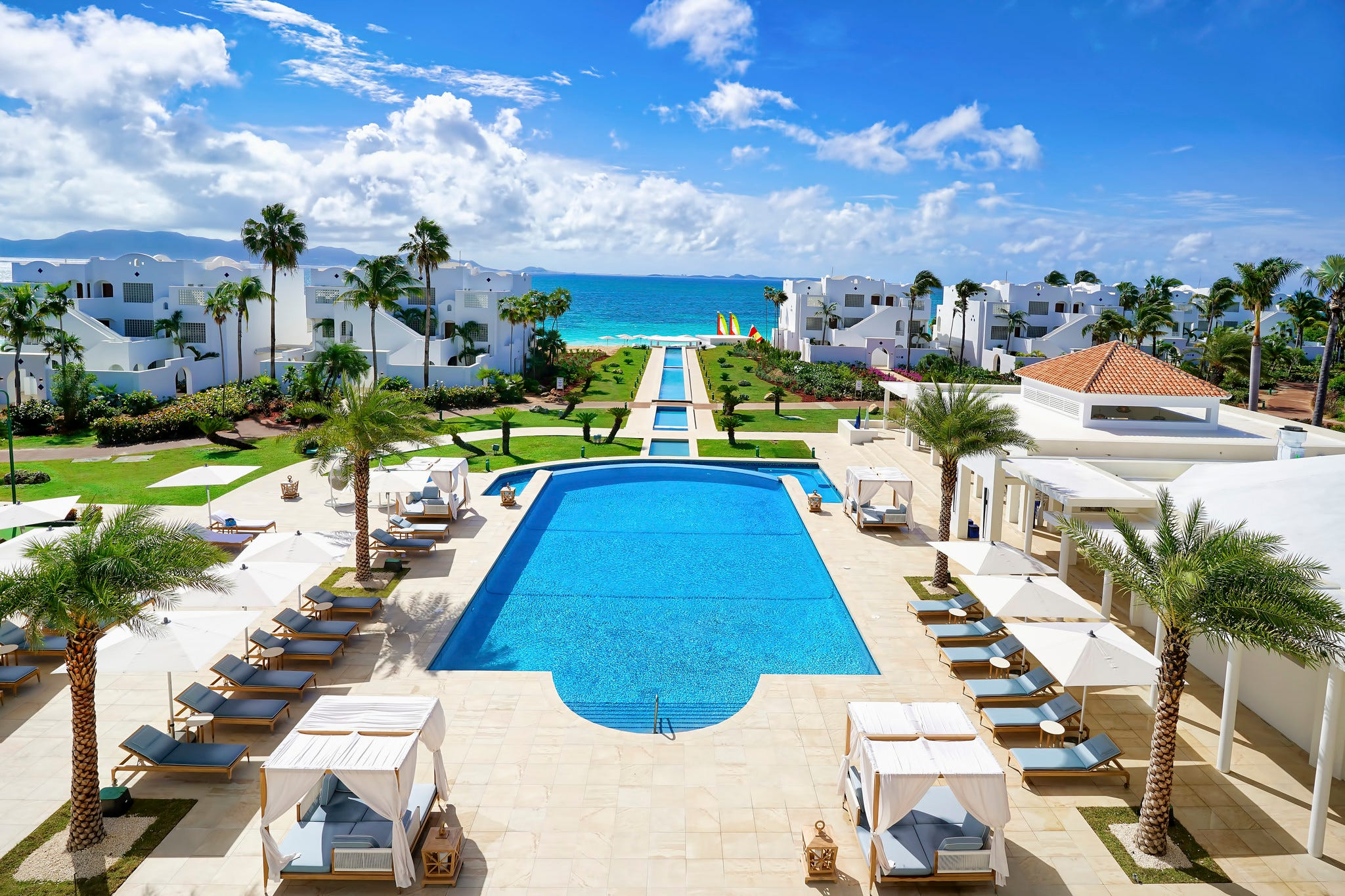 Caribbean Resort Pools (almost) As Good As The Beaches