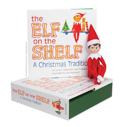 'The Elf on the Shelf'