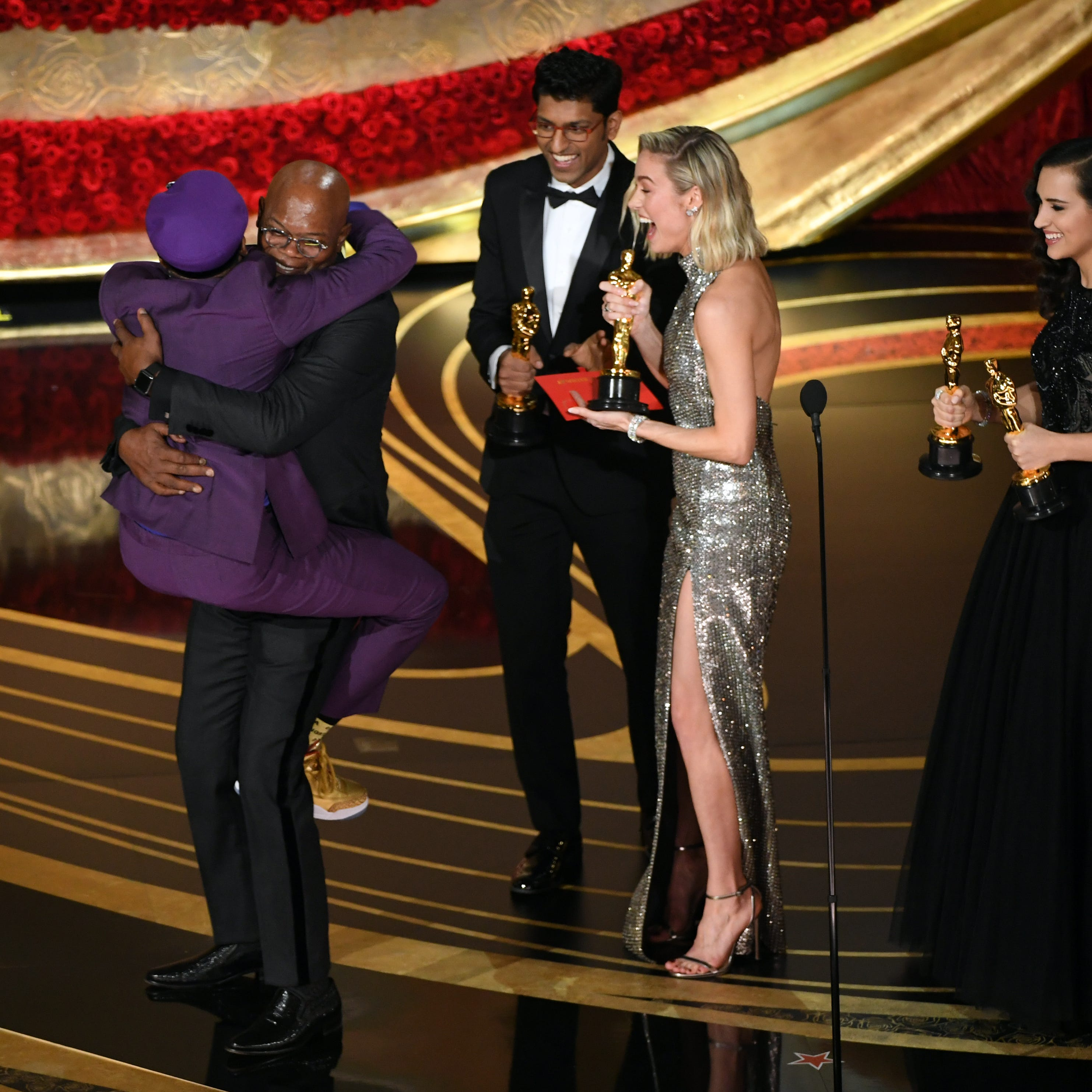 Opinion: The story behind how my son won the Oscar