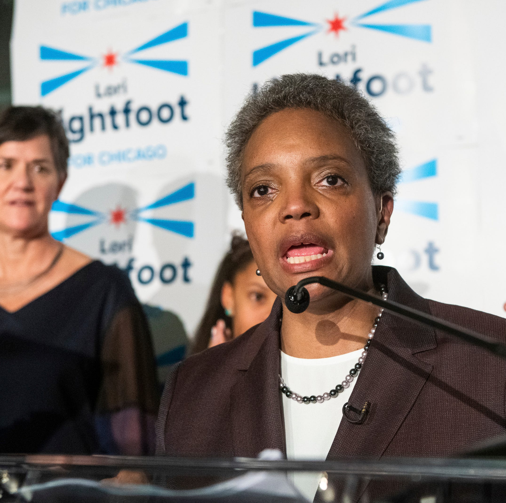 As Chicago readies to elect first-ever black female mayor, campaign rhetoric gets ugly