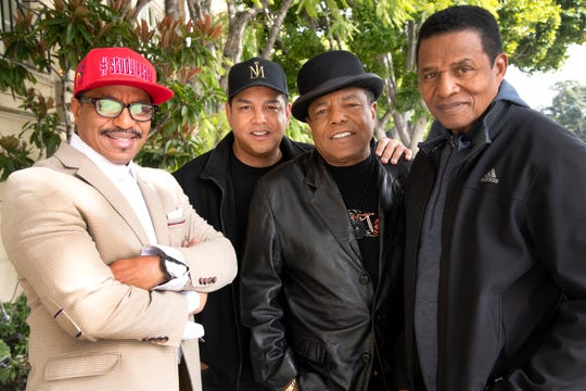 "Marlon Jackson, Taj Jackson, Tito Jackson and Jackie Jackson are coming out swinging before ""Leaving Neverland"" arrives on HBO Sunday."