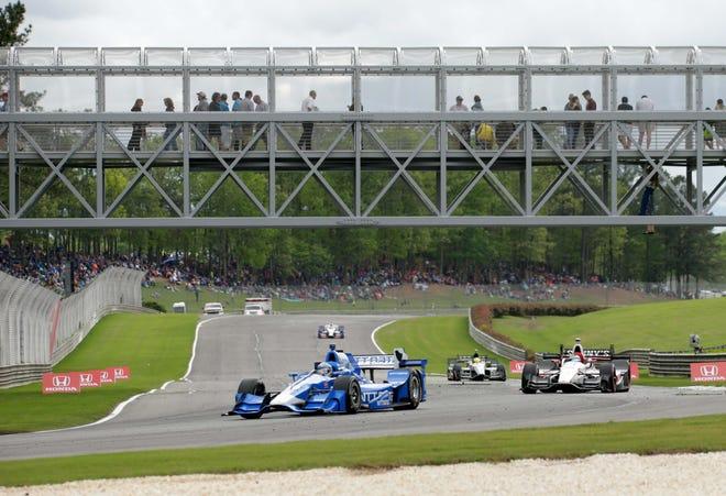 April 7: Honda Indy Grand Prix of Alabama on the road course at Barber Motorsports Park in Birmingham, Ala. (4 p.m. ET, NBCSN).