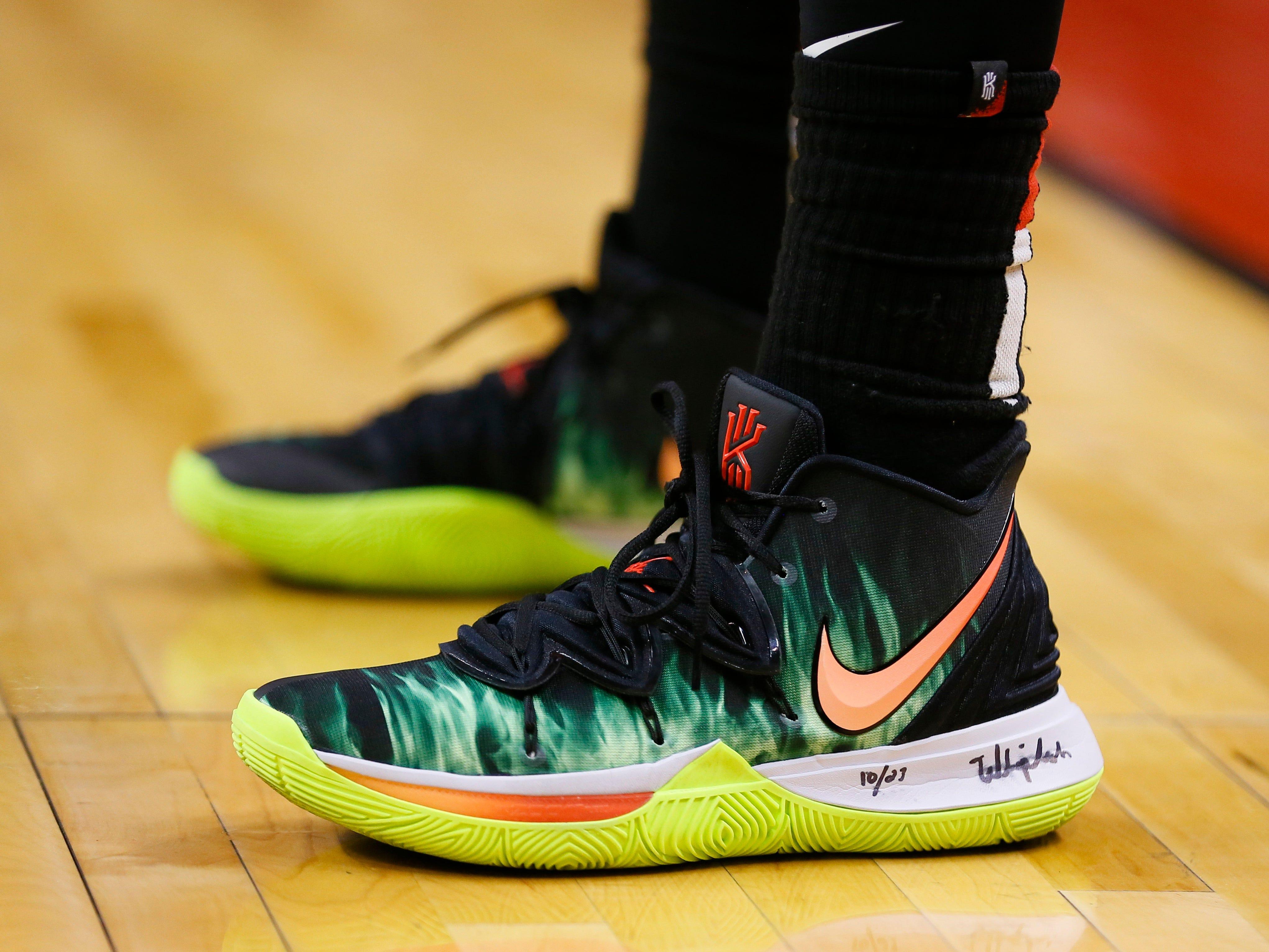 Feb. 26: Kyrie Irving, Celtics