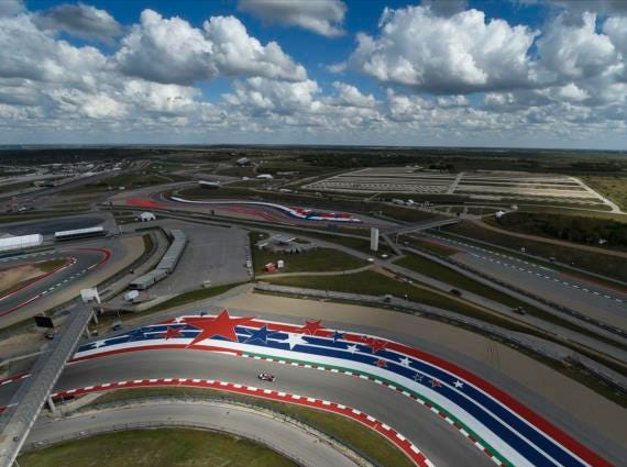 March 24: IndyCar Classic at the Circuit of the Americas road course in Austin, Texas (1 p.m. ET, NBCSN)