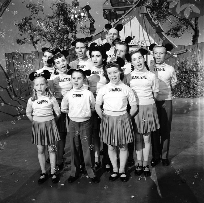 Image result for original mickey mouse club