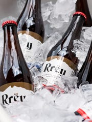 Quest Beverage is importing Mexican craft beers into the U.S. including a Kölsch, shown here, and a London-style ale from Cerveza Rrëy, based in Monterrey, Mexico.