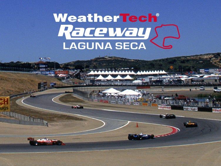 Sept. 22: Firestone Grand Prix of Monterey on the road coarse at WeatherTech Raceway Laguna Seca in Monterey, Calif. (2:30 p.m. ET, NBC)