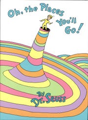 """Oh, the Places You'll Go"" by Dr. Seuss"