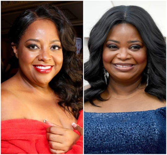 Sherri Shepherd and Octavia Spencer