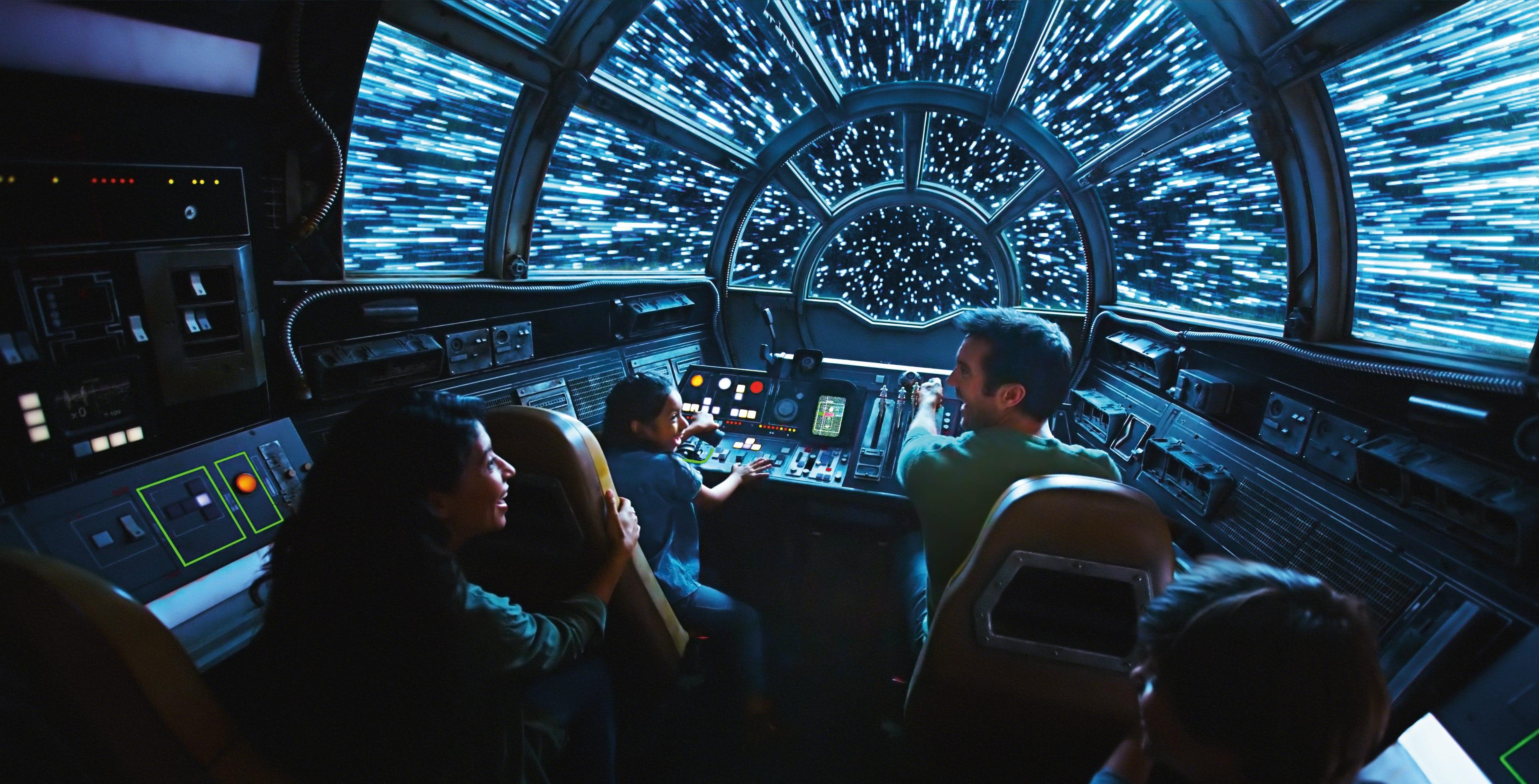 Star Wars: Galaxy's Edge at Disneyland: Get a sneak peek
