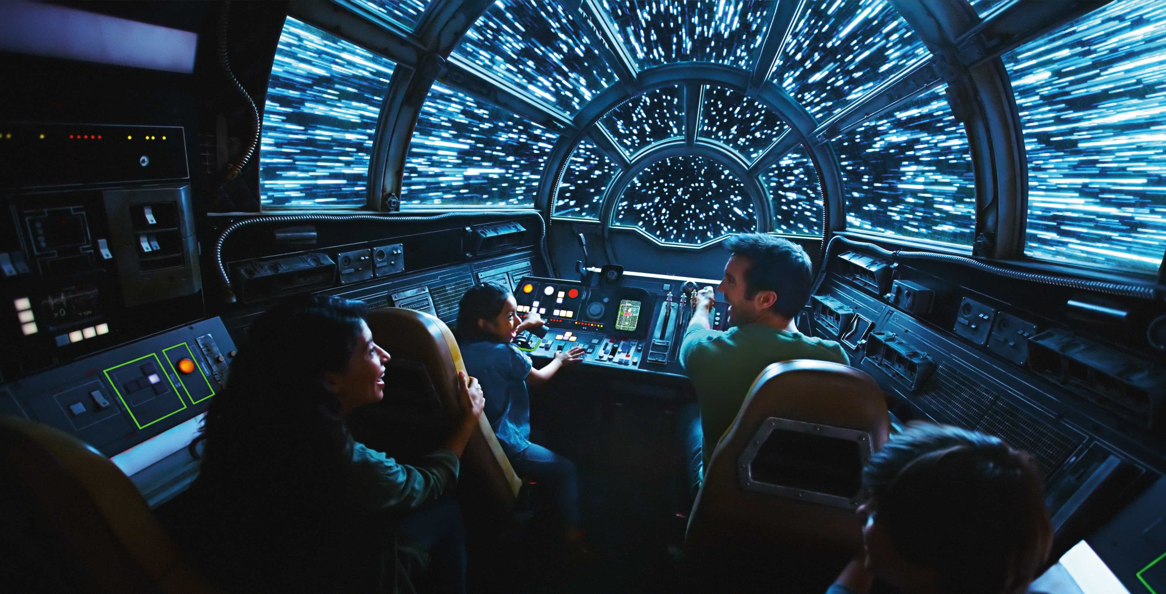 When Star Wars: Galaxy's Edge is opening at Disneyland
