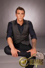 """This undated photo of Bobby Goldstein Productions features Clark James Gable III, presenter of the Cheaters Reality TV show and grandson of recently Oscar-winning actor Clark Gable. According to the Dallas County Southwestern Institute of Forensic Science, 30-year-old Gable died Friday, February 22, 2019, at a Dallas hospital. The doctor's office said the cause and nature of the death are pending on Tuesday. Death was not considered suspicious. (Courtesy of Bobby Goldstein Productions on AP.) ORG XMIT: CER310 """"width ="""" 180 """"data-mycapture-src ="""" """"data-mycapture-sm-src ="""""""