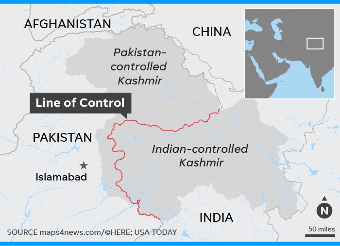 Pakistan says it downed 2 Indian warplanes, captured pilot