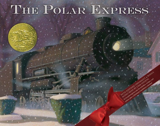 'The Polar Express' by Chris Van Allsburg
