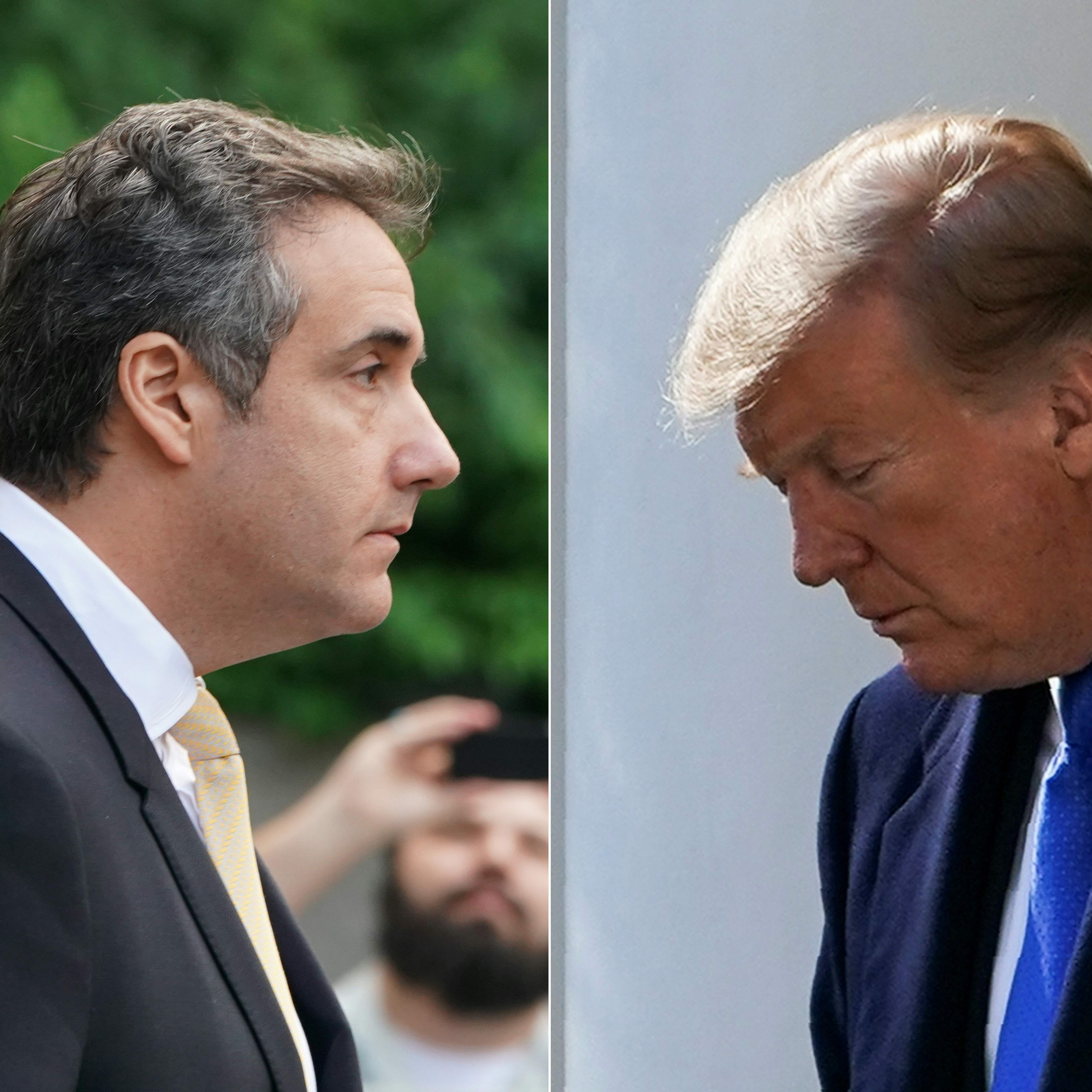One liar going to jail, another living in White House: Letter