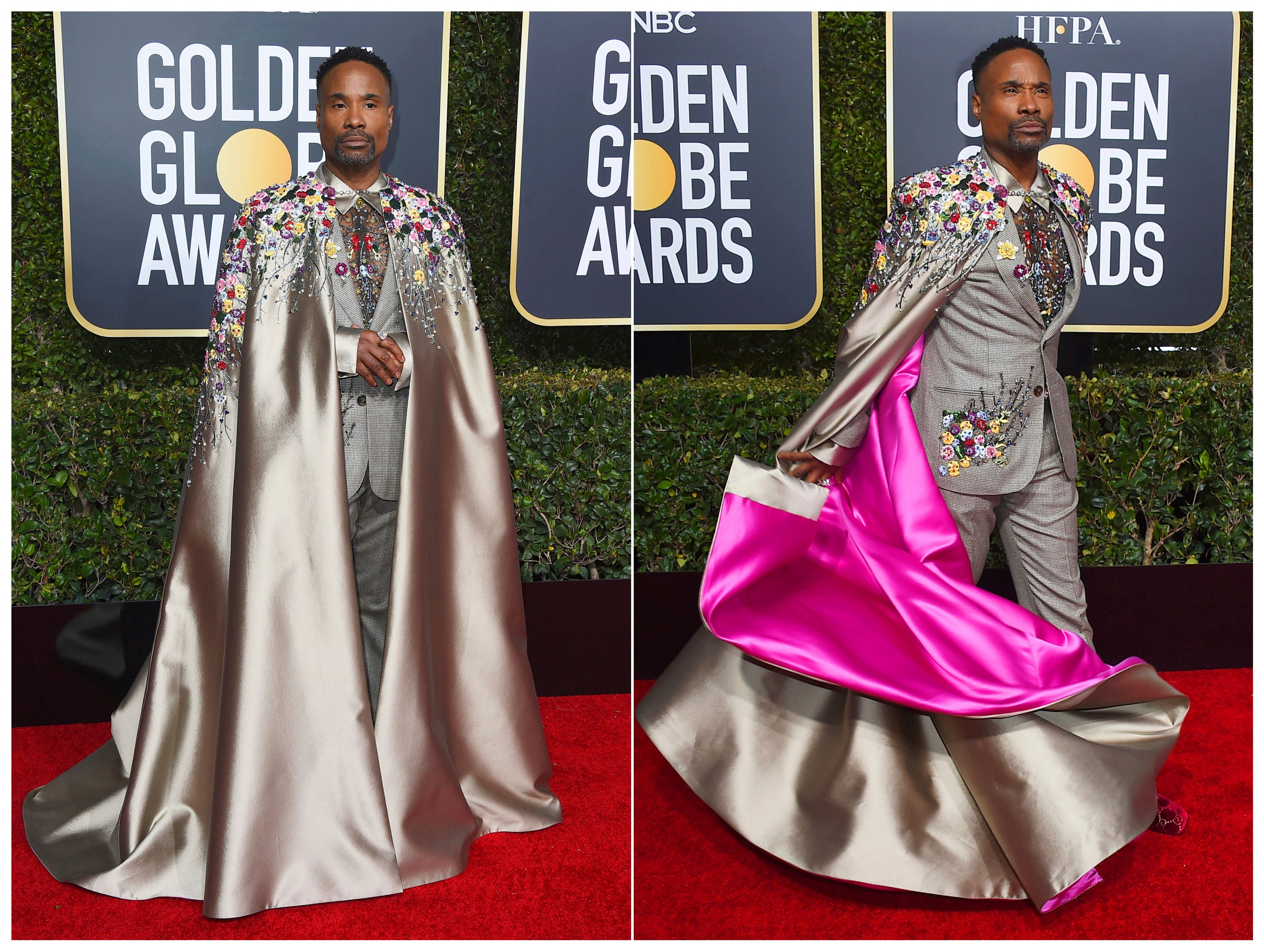 Billy Porter Speaks On Social Media Hate His Oscars Gown Received