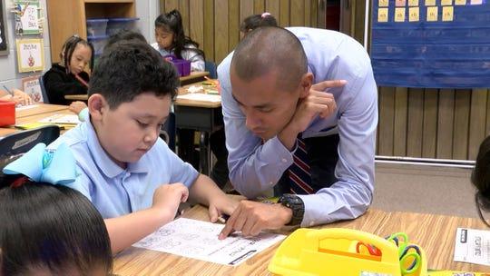 Ocean Academy Charter School in Lakewood, New Jersey.