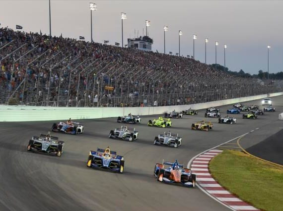Aug. 24: Bommarito Automotive Group 500 on the oval at Gateway Motorsports Park in Madison, Ill. (8 p.m. ET, NBCSN)