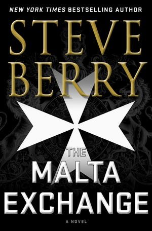"""The Malta Exchange,"" by Steve Berry"